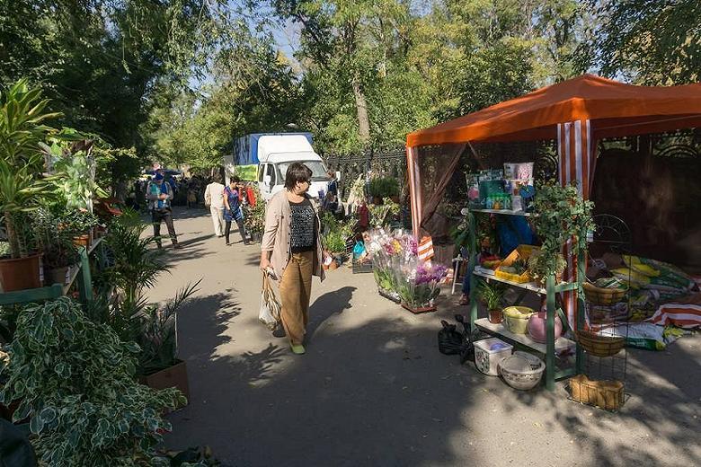 Кто не дает возродить ярмарки в Таганроге?
