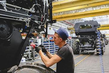Турки построят в Дагестане завод по производству сельхозмашин