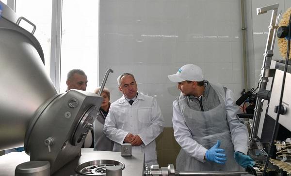 Новый мясной цех во Владикавказе будет выпускать 30 сортов колбасы