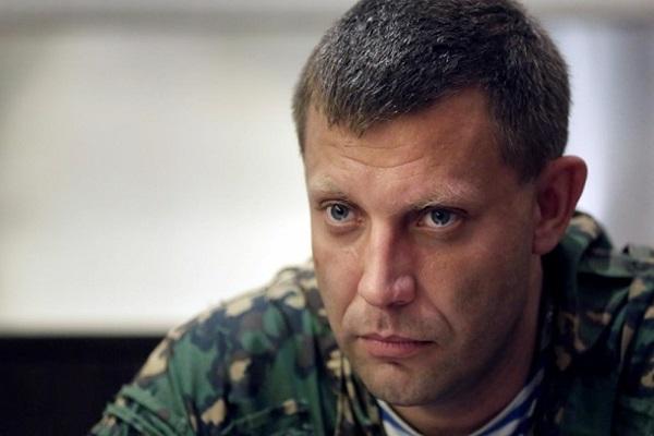 В центре Донецка убили главу ДНР Александра Захарченко