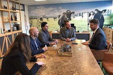 Подмосковье хочет перенять опыт голландских аграриев в животноводстве