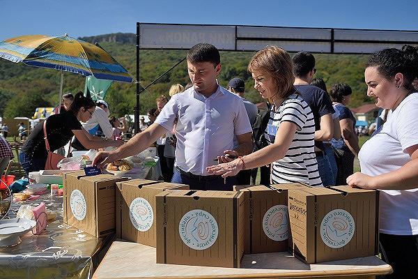 В Адыгее завершился фестиваль адыгейского сыра