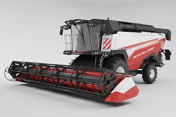 Ростсельмаш представил свои лучшие машины чешским фермерам