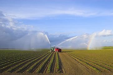 В Крыму начнут добывать воду из воздуха для полива сельхозкультур