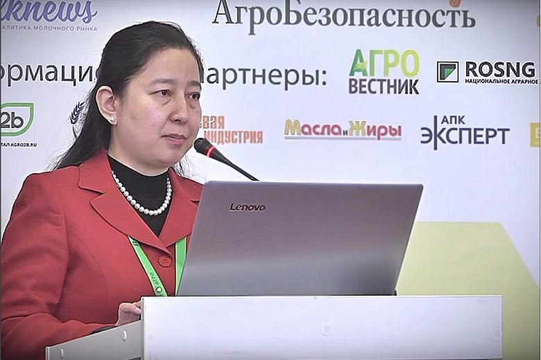 Китай просит Россию расширить ассортимент редких растительных масел